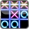 Tic Tac Toe Glow (No Ads) app by Arclite Systems