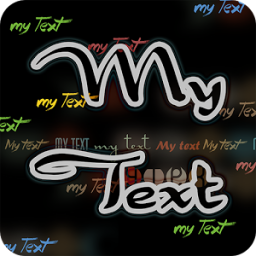 My Text Live Wallpaper App by Crazy Softech