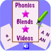 Phonics and Blending for Kids App by KNM Tech