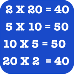 Multiplication Tables for Kids App by KNM Tech