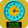 Clock Time Reading for Kids app by KNM Tech