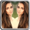 Mirror Photo Collage Maker App by Lyrebird Studio