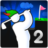 Super Stickman Golf 2 App by Noodlecake Studios Inc