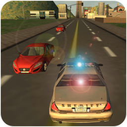 Police Car Driver Simulator 3D App by Racing Bros