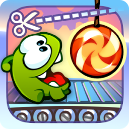 Cut the Rope App by ZeptoLab