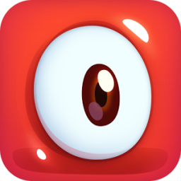 Pudding Monsters App by ZeptoLab