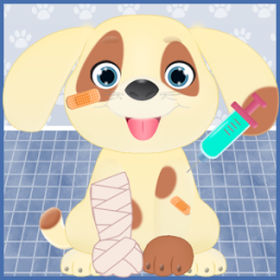 dog hospital games App by Adcoms