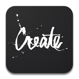 Adobe Create magazine App by Adobe