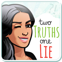 Two Truths One Lie App by Bonfire Media, Inc.