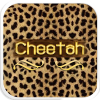 Cheetah Emoji Keyboard Theme app by Colorful Design