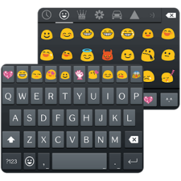 Emoji Keyboard Skin for Galaxy App by Colorful Design