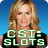 CSI: Slots app by Gameloft