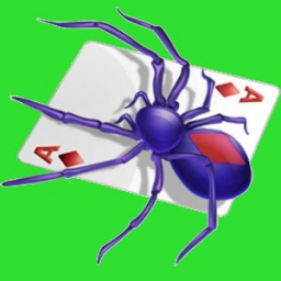 Spider Solitaire App by GASP