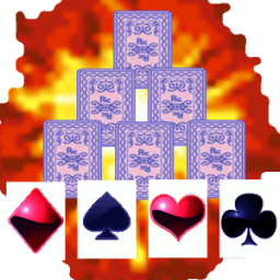 Tri-Peaks Solitaire App by GASP
