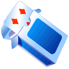 Solitaire app by GASP