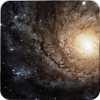 Galactic Core Free Wallpaper App by Kittehface Software