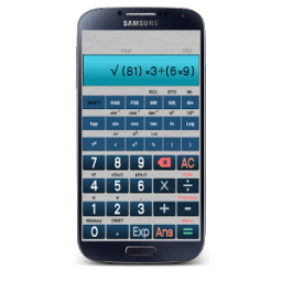Scientific Calculator App by Meonria