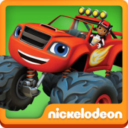 Blaze and the Monster Machines App by Nickelodeon