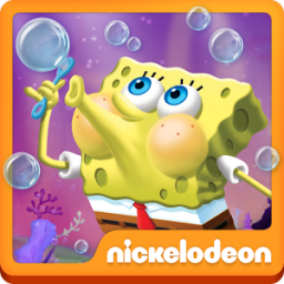 SpongeBob Bubble Party App by Nickelodeon
