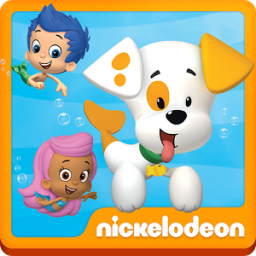 Bubble Puppy: Play & Learn App by Nickelodeon