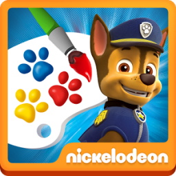 PAW Patrol Draw & Play App by Nickelodeon