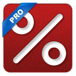 Percentage Calculator v1 PRO App by Omni Calculator