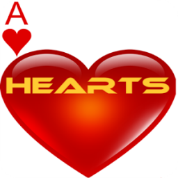 Hearts - Classic App by Paris Pinkney