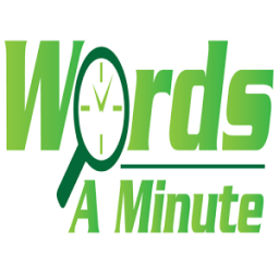 Words A Minute App by Paris Pinkney