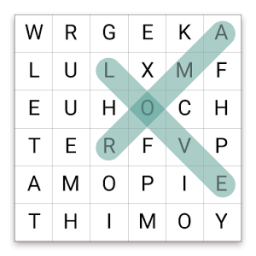 Word Search App by Pink Pointer