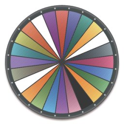 Wheel of Luck App by Pink Pointer