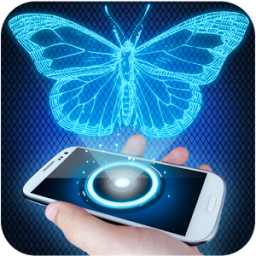 Hologram 3D Simulator Prank App by PpaPparazi Games