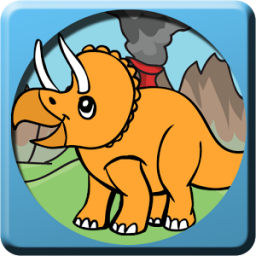 Kids Dinosaurs App by Russpuppy