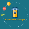 Wish Messages 50,000+ App by SRNV