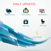 Daily Updates app by SRNV