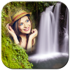 Waterfall Photo Frames App by App Basic