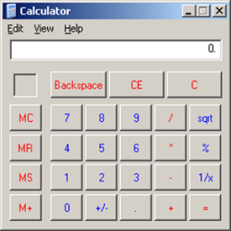 Windows Calculator App by Appmyphone