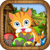 Farm cat Kuzya app by Dialekts