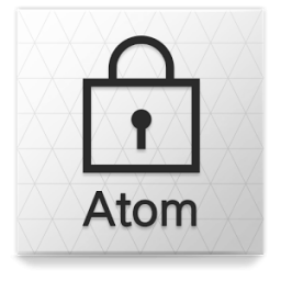 Atom Locker App by DLTO
