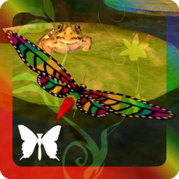 Butterfly Game App by Gamevial