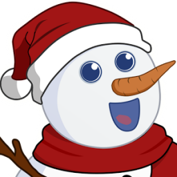 Snowman Puffy App by Gamikro
