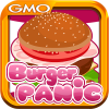 Burger PANIC App by G-Gee by GMO