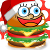 Yummy Burger Christmas Free App by GiantMonster