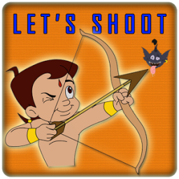 Chhota Bheem-Shoot the Leyaks App by Green Gold Animation