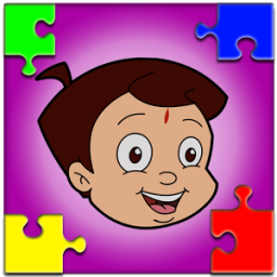 Bheem puzzle Game - Bali Movie App by Green Gold Animation