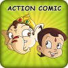 BheemandGaneshaActionComic App by Green Gold Animation