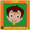 Learn GreenVegetablesWithBheem app by Green Gold Animation