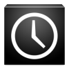 Analog Clock On StatusBar app by hikaru