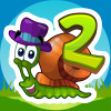 Snail Bob 2 app by Hunter Hamster Studio