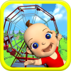 Baby Babsy Amusement Park 3D app by Kaufcom Games Apps Widgets
