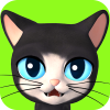 Talking Cat & Background Dog App by Kaufcom Games Apps Widgets